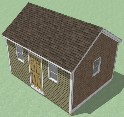 12 16 shed plans how to build guide step by step garden utility storage easy diy sheds - How to build a wooden shed in easy steps ...